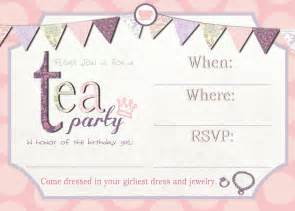 tea invitation template iidaemilia