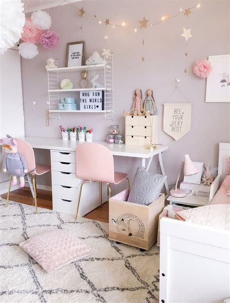 room for girl a scandinavian style shared girls room by kids interiors