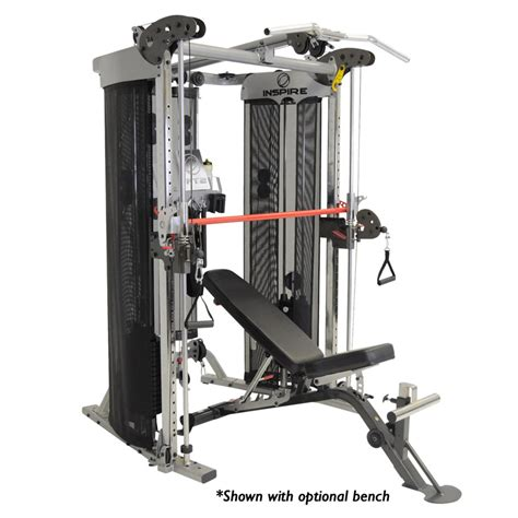 inspire ft2 functional trainer smith machine elite