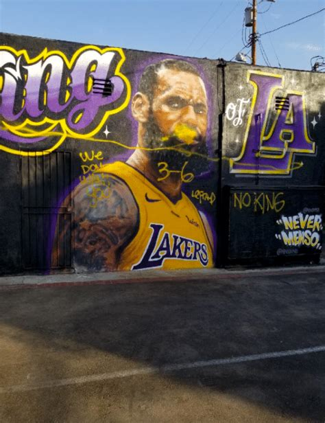 graffiti artist jokes  kobe bryant   defaced