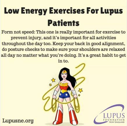 sle of exercise what exercises do you do flying above lupus