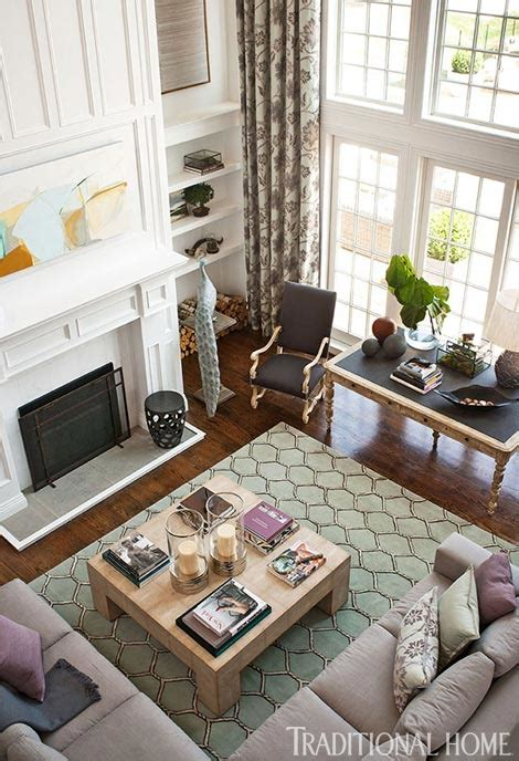 tips  styling large living rooms  awkward
