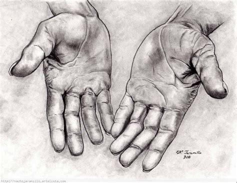 imagenes a lapiz de manos dibujos de manos l imagui