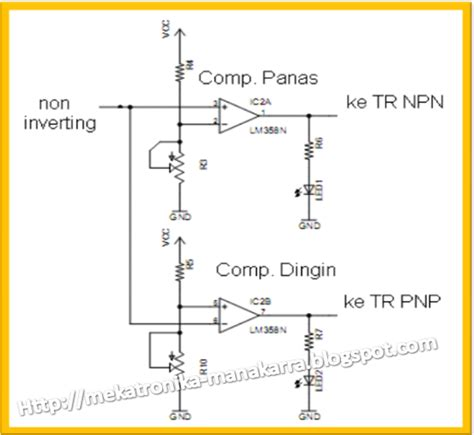 Mekatronika Manakarra Membuat Lu mekatronika manakarra membuat rangkaian kontrol 28