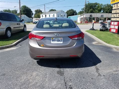 2011 Hyundai Elantra Limited For Sale by Buy Here Pay Here 2011 Hyundai Elantra Limited For Sale In