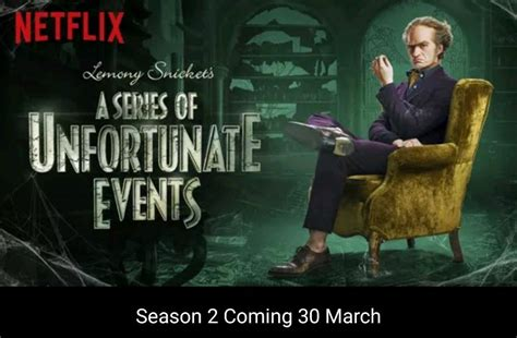 A Place Netflix Release Date Release Date And Teaser For A Series Of Unfortunate Events Season 2 New On Netflix News