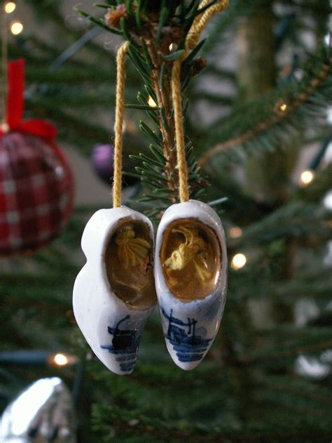 dutch christmas ornaments clogs pinterest christmas