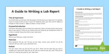 science report template ks2 how to write a science lab report cfe science write up