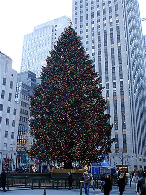 new york weihnachten bilder