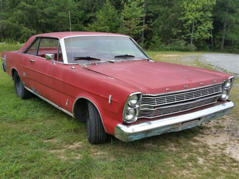 car owners manuals for sale 1966 ford galaxie regenerative braking 1966 ford galaxie 500 2 door fastback manual on floor 63b for sale in clemmons north carolina