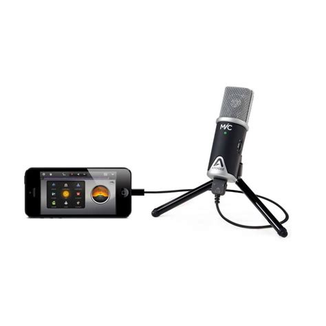 external microphone for iphone apogee usb microphone for iphone and mac mcquade musical instruments