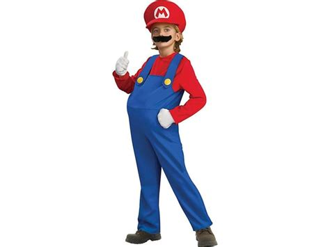 Kaos Mario Bros Anak Dewasa Luigi Costume 15 awesome costumes for adults and gamecrate
