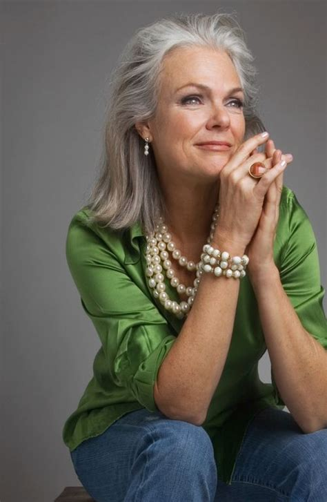 50 gray haired women on a bus 273 best gray over 50 hair images on pinterest grey