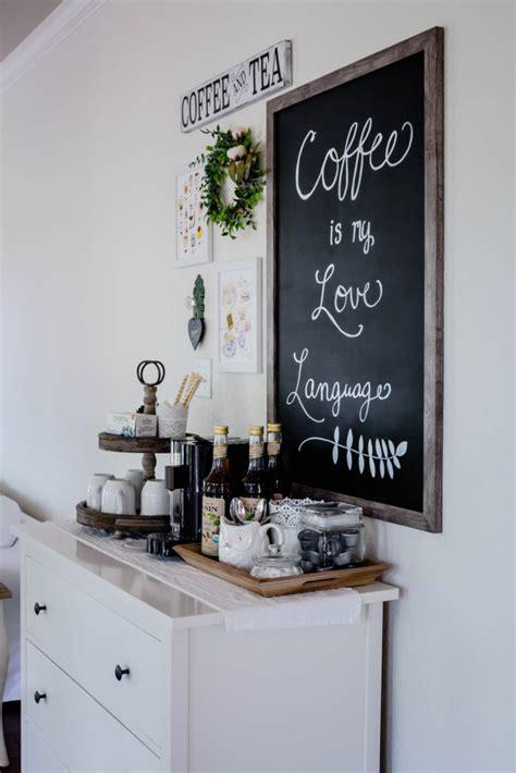 Poster Dinding Dekorasi Bar Coffee Cafe cafe inspired coffee bar bekahbee