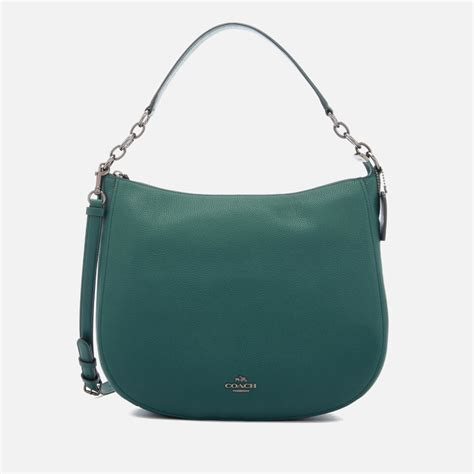 Coach Chelsea Patchwork Large Hobo by Coach S Chelsea 32 Hobo Bag Turquoise Free