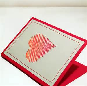 create a beautiful embroidered s day card
