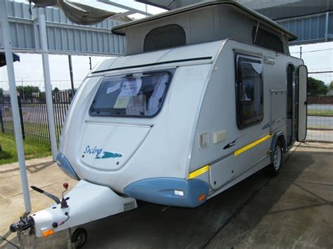caravan swing caravans 2006 sprite swing caravan was listed for r109