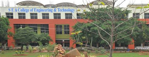 Sea College Mba Bangalore by Sea College Of Engineering And Technology Seacet