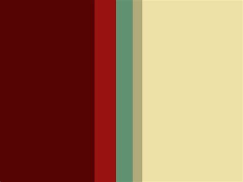color combination with red quot retropolis quot by laquimera gray green grey red retro
