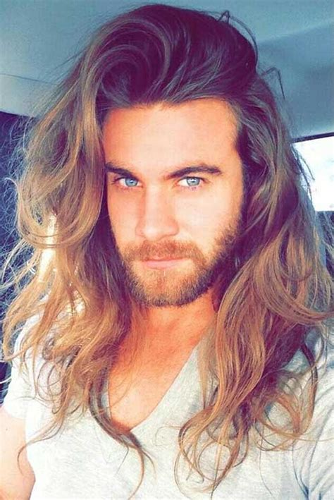 haircuts for long hair guys 20 best long hairstyles for guys mens hairstyles 2018