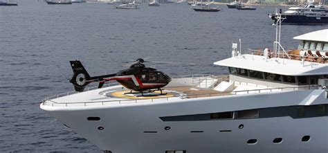 yacht with helicopter yacht interface guide1 airbus helicopters