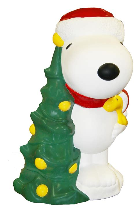 snoopy lights outdoor peanuts by schulz 30in lighted snoopy with tree