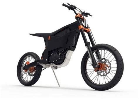Ktm Electric Motorcycle Ktm Delta Electric Motorcycle Concept Wordlesstech
