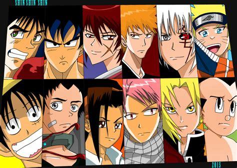 anime shounen image gallery shounen