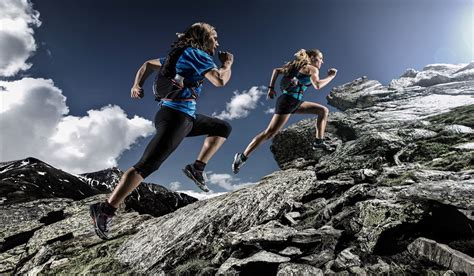 lade a batteria ricaricabile lade frontali per running trail running 232 mania