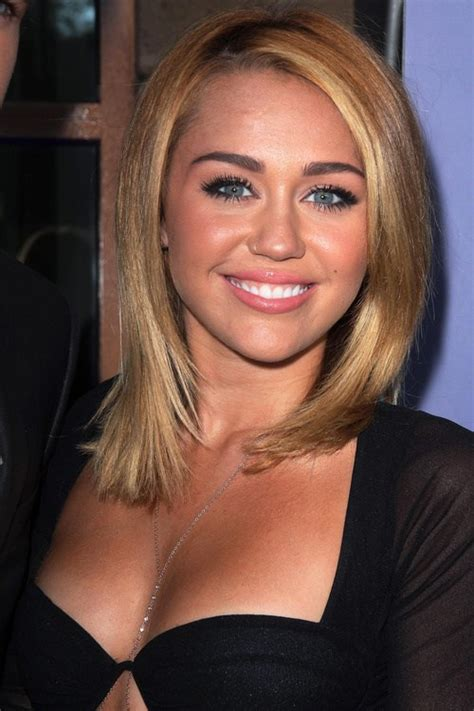 Miley Cyrus Haircuts and Hairstyles ? 20 Ideas for Hair of