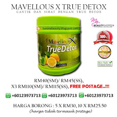 Mavellous True Detox Review by My Shoppee Aiaw189gep8fk54x8 Vljhhuuio Marvelous X