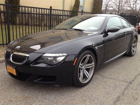 cheap bmw cars for sale used car for sale 2008 bmw m6 coupe 27 990 00 in staten