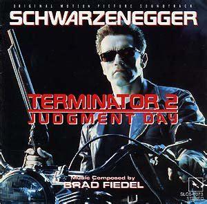 Cd Ost Original Sountrack Terminator 2 Judgement Day brad fiedel terminator 2 judgment day japan import