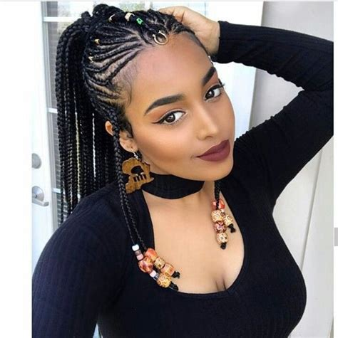 protective styles double braid and girls on pinterest braids beauty pinterest hair style protective