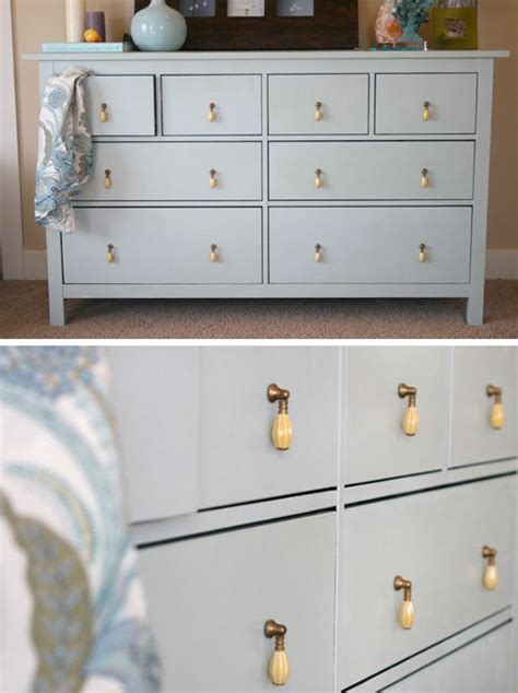 hemnes hacks hemnes dresser ikea hack for the home pinterest