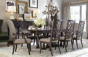 bassett dining transitional dining room