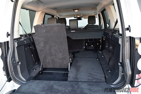 land rover discovery sport trunk space 2016 land rover discovery sdv6 hse review