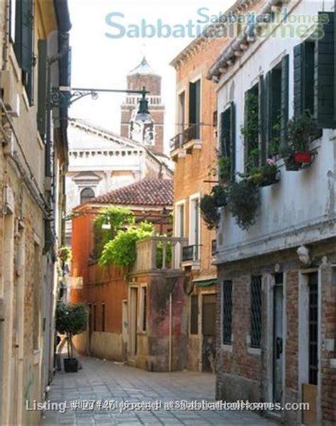 sabbaticalhomes home for rent venice 30123 italy - Venice House Rentals
