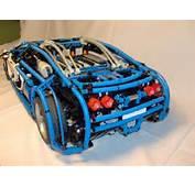 Cool Lego Bugatti Veyron  New Sport Car