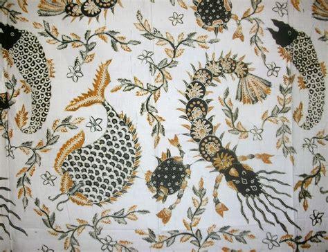 batik motif hewan portal berita dan informasi batik batikcity