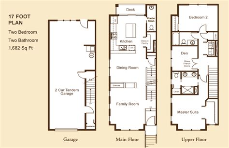 Design A Floorplan sylvan ridge townhomes in west seattle