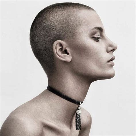 bald women haircuts 758 best images about cool buzz cuts on pinterest shave