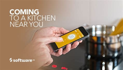 The IoT: Coming to a Kitchen near You