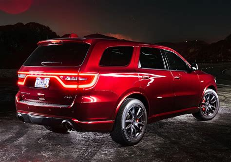 2020 dodge durango srt 2019 dodge durango srt color options interior changes