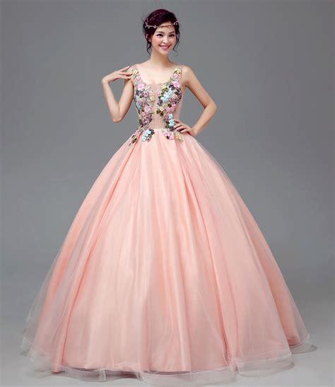 Princess Dress By Princess Dress u neck lace floral sleeveless pink sweet 16 princess