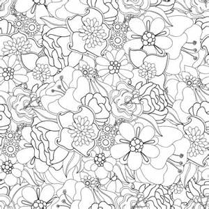 free printable coloring pages for adults advanced flowers advanced flower coloring pages 10 kidspressmagazine
