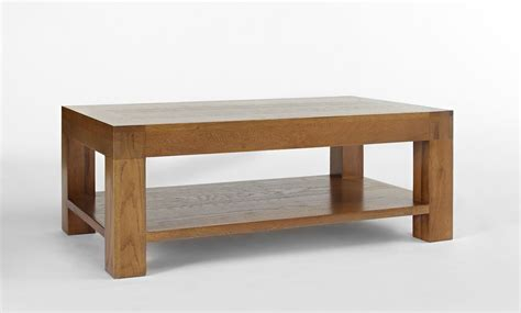 santana reclaimed oak coffee table oak furniture solutions