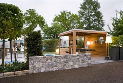 gartenpavillon modern ambiznes