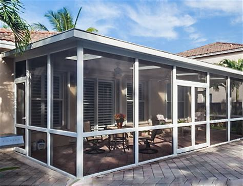 Sales of Screen Patio Covers Boost Venetian Builders, Inc