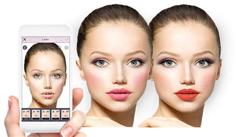 makeover photo app makeover assisting apps youcam makeup